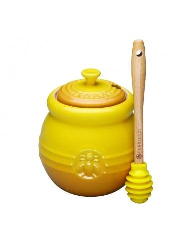 Frasco para mel com espátula Le Creuset - Mimocook