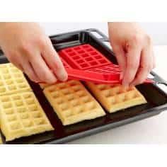 Forma para waffles Lékué