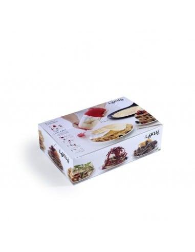 Kit para crêpes e panquecas da Lékué