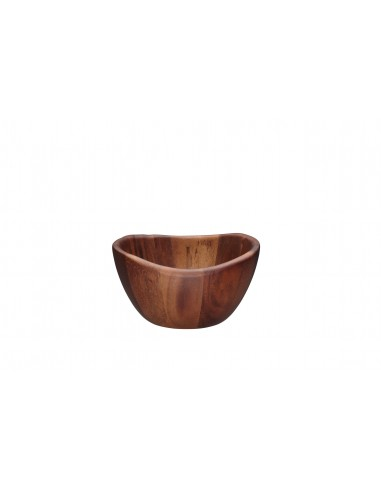 Kitchen Craft Artesà Appetiser Small Acacia Wood Bowl