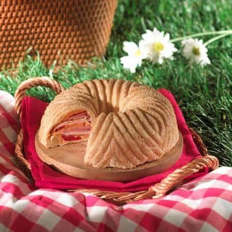 Nordic Ware Bavaria Bundt Pan - Mimocook
