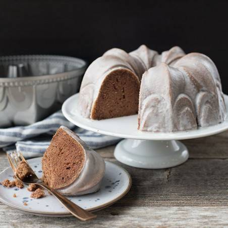 Nordic Ware Fleur de Lis Bundt Pan - Mimocook