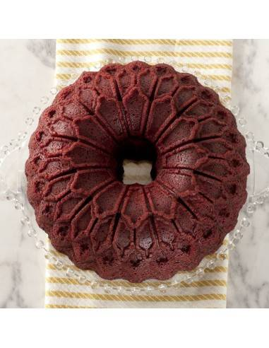 Nordic Ware Stained Glass Bundt Pan - Mimocook
