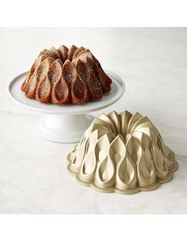 Forma Crown Bundt Pan da Nordic Ware