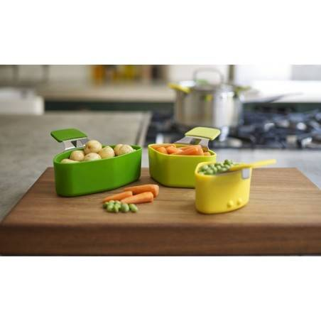 Joseph Joseph Nest Steam 3 piece set - Mimocook