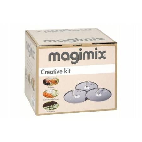 Magimix Creative Kit for Magimix Food Processors - Mimocook