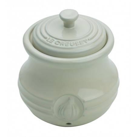 Le Creuset Stoneware Garlic Keeper - Mimocook