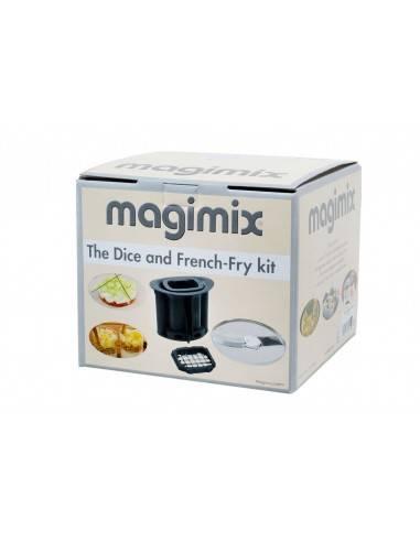 Kit cubos e batatas fritas Magimix