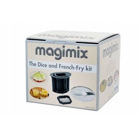 Kit cubos e palitos Magimix - Mimocook