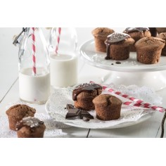 Forma para 11 mini muffins em silicone Lékué
