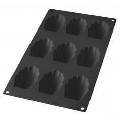 Forma para 9 madalenas em silicone Lékué