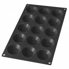 Forma para 15 tarteletes em silicone Lékué