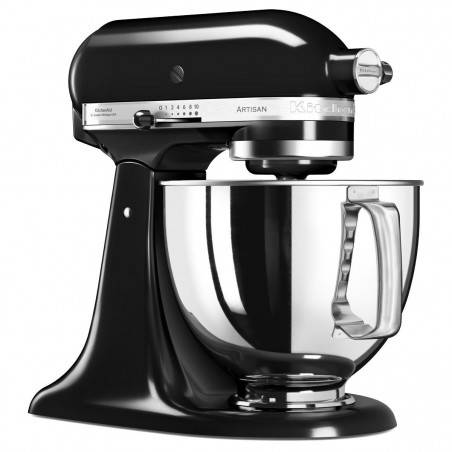 KitchenAid Artisan 4,8L Black - Mimocook