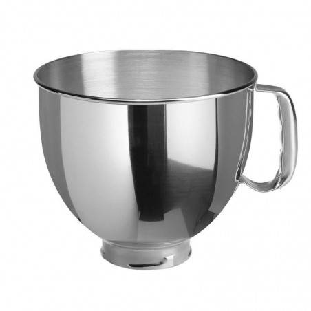 KitchenAid Artisan 4,8L Silver - Mimocook