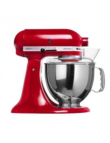 KitchenAid Artisan 4,8L Red - Mimocook