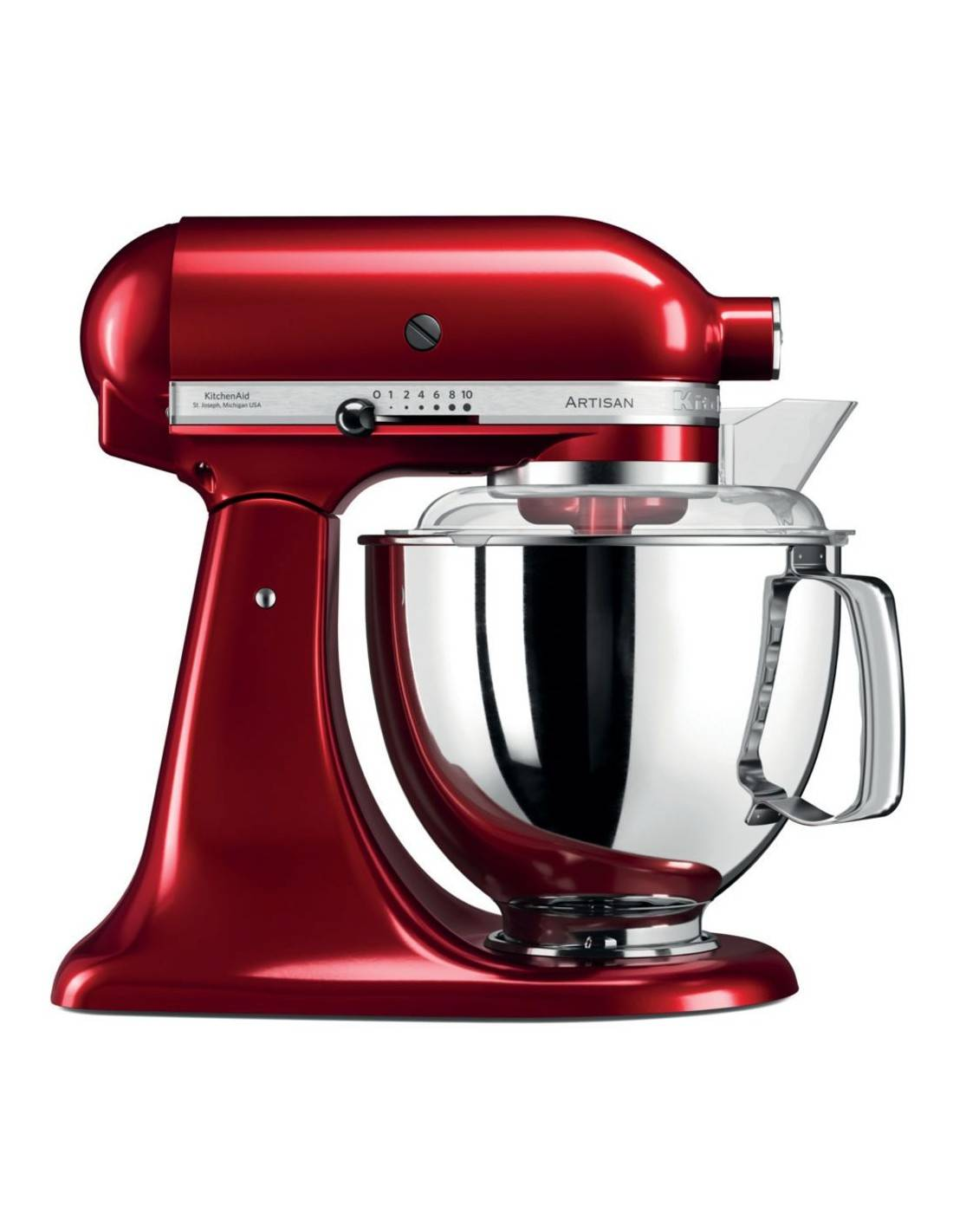 KitchenAid Artisan 4,8L Candy Apple | MIMOCOOK - Online Store