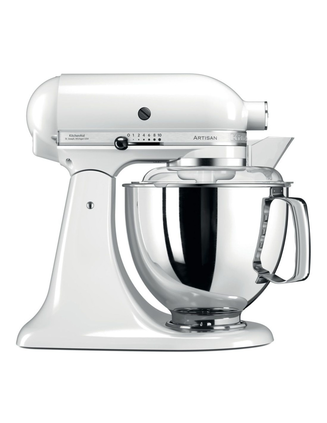KitchenAid Artisan 4,8L White 35