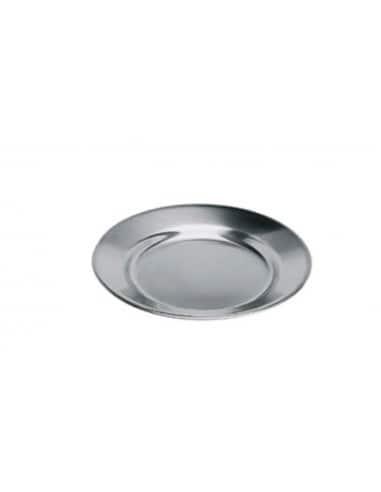 Artame Stainless Steel dinner plate
