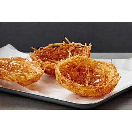 Artame Bird's Nest Mould Stainless Steel - Mimocook