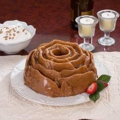 Forma Rose Pan Bundt da Nordic Ware