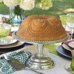 Forma Chiffon Bundt Pan da Nordic Ware - Mimocook