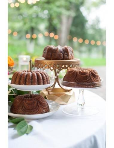 Nordic Ware  Non-stick Tin for 4 mini cakes Quartet - Mimocook