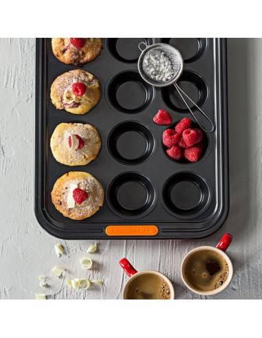 Forma 12 cupcakes da Le Creuset - Mimocook