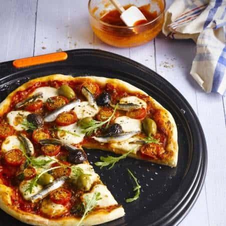 Le Creuset Toughened Non-Stick Bakeware Pizza Pan - Mimocook