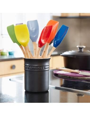 Le Creuset Professional Silicone Spoon Spatula - Mimocook