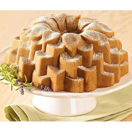 Blossom Bundt Pan by Nordic Ware - Mimocook