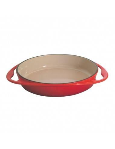 Le Creuset Cast Iron Tatin Dish 25cm