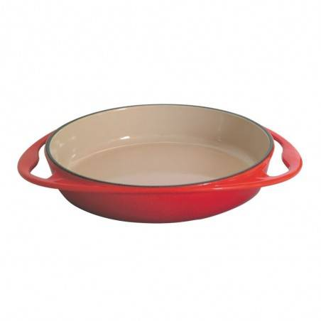 Le Creuset Cast Iron Tatin Dish 25cm - Mimocook