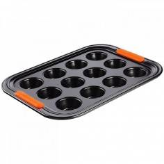 Le Creuset Toughened Non-Stick Bakeware 12 Cup Mini Muffin Tray