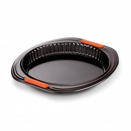Le Creuset Toughened Non-Stick Bakeware Quiche  Tin - 26 cm - Mimocook