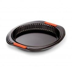 Le Creuset Toughened Non-Stick Bakeware Quiche  Tin - 30 cm