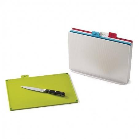Joseph Joseph Index Chopping Board Set - Mimocook