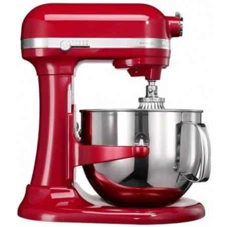 KitchenAid Artisan 6,9L Red Mixer - Mimocook
