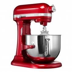 KitchenAid Artisan 6,9L Red Mixer