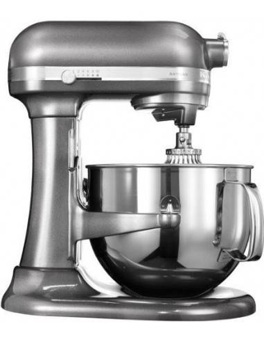 KitchenAid Artisan 6,9L Silver Mixer - Mimocook