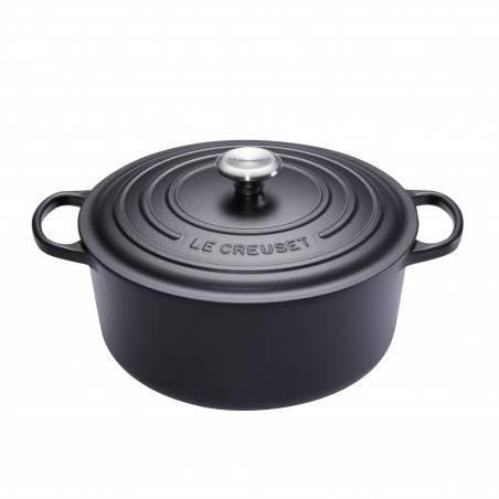 Le Creuset Cocotte Cast Iron Round Casserole 22cm - Mimocook