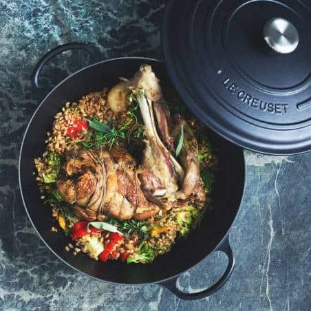 Le Creuset Cast Iron Stew Pot 32cm - Mimocook