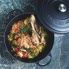 Tacho Marmita gourmet 32cm da Le Creuset