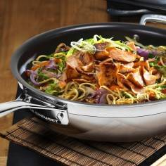 Le Creuset 3-ply Stainless Steel Non-Stick Frying Pan
