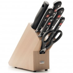 Wusthof Classic 7 pc. knife block