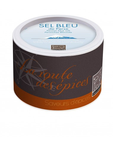 Caixa de Sal Azul da Pérsia da Peugeot