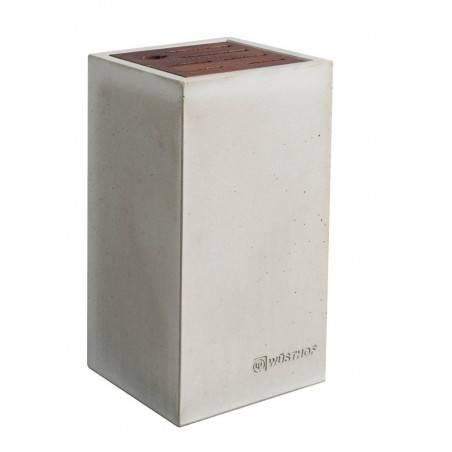 Wusthof Concrete Empty Knife Block - Mimocook