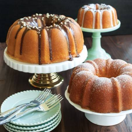 Nordic Ware Tiered Bundt Set - Mimocook