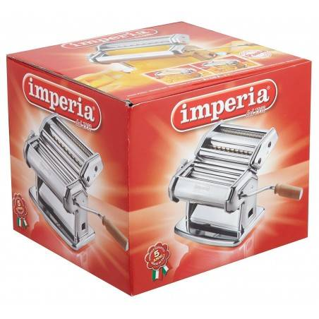 Imperia Italian Double Cutter Pasta Machine - Mimocook