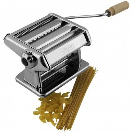 Imperia Titania Manual pasta machine with 2 cutters - Mimocook