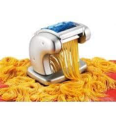 Máquina Pasta Presto eléctrica da Imperia